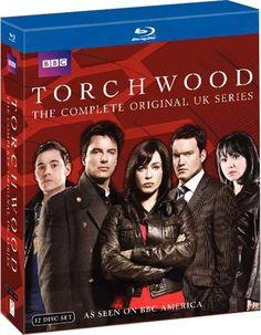 Torchwood: The Complete Original UK Series