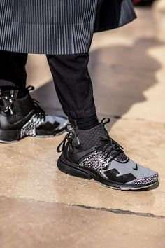 the latest e21a7 af440 Our 20 Favorite Sneakers Spotted at Paris Fashion Week SS19