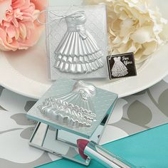 Girls Night Out Themed Compact Mirror