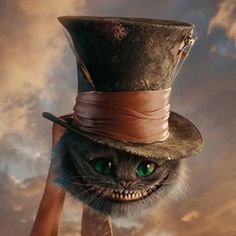 Cheshire Cat: What the What