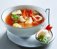 Soupe vietnamienne aux crevettes - Le Courrier du VietNam
