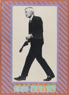 Lee Marvin Ian Dury
