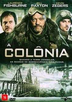 A Colônia - Filme dublado em português completo