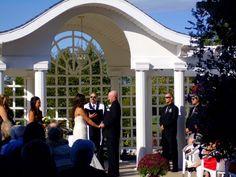 The Grande in Essexville, MI wedding performed by Wishing Well Weddings