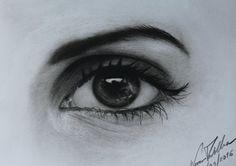 Eye drawing by nunopadilha1974