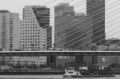 Rotterdam is ook in zwart-wit erg mooi. #willemlaros.nl #fotograaf #reisfotografie #reisblog #reizen #reisjournalist #fotoworkshop #landschapsfotografie #redacteur #flickr #fbp #500px