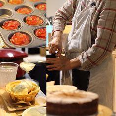イベント「Marche de SHI TSU RAI」 sweets nicoカフェスペース ワッフル、マフィン、ショコラ どれも美味しそう  #マルシェ#マルシェドゥシツライ #shi tsu rai#sweets nico#カフェ