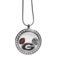 ~Georgia Bulldogs Necklace Locket~ backorder