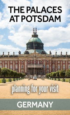 If you are looking for the best day trip from Berlin, I would suggest visiting the Parks and Palaces of Potsdam. There are so many things to see in Potsdam and the collection of palaces can take all day. Here's the story behind one of Germany's best World Heritage Sites.