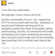 This spot-on description that's just too real: | 22 Jokes About Motivation That Will Make You Laugh Then Cry
