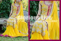 Image result for mehndi dress