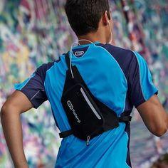 Accessori Running Running, Trail, Atletica - Zaino 2 posizioni nero KALENJI - Accessori running