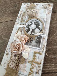 min lille scrappe-verden: Konfirmantkort til en flott jente Anne Gro Lia I Card, Layout, Drown, Art Journaling, Frame, Journals, Prints, Scrapbooking, Slim