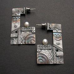 Earrings |  Anna Fidecka