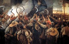 """Antoni Estruch i Bros, """"El Corpus de Sang"""" 1907"""