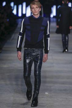Sfilata Diesel Black Gold Milano Moda Uomo Autunno Inverno 2014-15 - Vogue