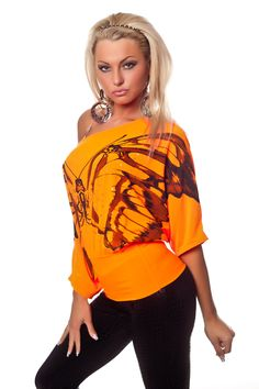 Shirt Schmetterling