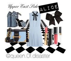 """Alice In Wonderland Contest"" by paulinka93 on Polyvore featuring Chassè, Roberto Cavalli, Gucci, Prada and Chanel"