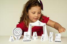 Juegos infantiles para imprimir gratis Juegos infantiles para imprimir gratis. Divertidos juegos infantiles caseros para descargar e imprimir gratis: dinosaurios, campamento, viaje, familia gato...