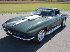 1967 Chevrolet Corvette Coupe                                                                                                                                                      More