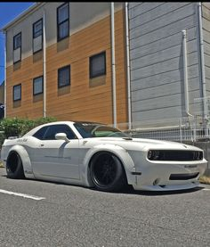 110 best liberty walk challengers and other wide body cars images rh pinterest com