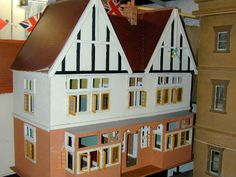 Dolls house shop in Cheltenham, supplying to collectors of all ages