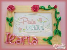 Cod. COR0027 - Pink's Roses  Paste sintetiche