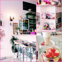 Das Café Zimtzicke in der Nähe des Ostbahnhof ist immer ein Besuch wert