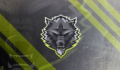 Wolf Mascot Logo on Behance