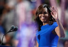 The best quotes from Michelle Obama's speech at the 2016 Democratic National…
