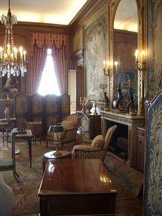 Hotel particulier Nissim camondo -Paris