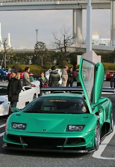 The Lamborghini Diablo Vttt Viscous Traction Twin Turbo Was An