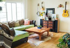 Home Tour: Stylist and Blogger Lauren Kelp's Phoenix Pad is Delightfully Modern Country