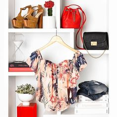 musthaves thatmoment #ThatMoment when wardrobe pieces are so good you have to put them on display ✨ #MustHaves ✨