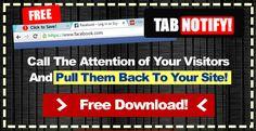 Free TabNotify Plugin Cool: TabNotify (Free Today)