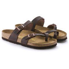 dbe5ca39ffda Mayari Oiled Leather Habana Birkenstock Mayari, Footwear, Stylish, Fashion  Trends, Sandals,