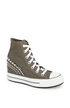 ce44f22a0575 Converse Chuck Taylor® High Top Wedge Sneaker (Women) available at   Nordstrom Converse