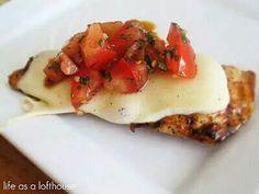 Bruchetta Chicken