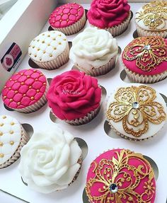 Fancy, Cup cakes