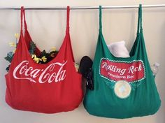 These bags are fun, strong and can be used to carry anything from your beach or gym gear to toting your groceries or goodies from the farmers