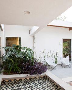 Exteriors - TYFBS #outside #patio #yard #house #home #design #interiordesign #midcenturymodern #midcentury #modern