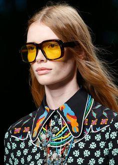 Risultati immagini per gucci sunglasses fw 2016