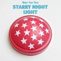 Tutorial: Starry Night Light