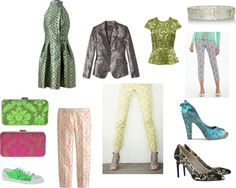 How to make #brocade work in your spring and summer wardrobe
