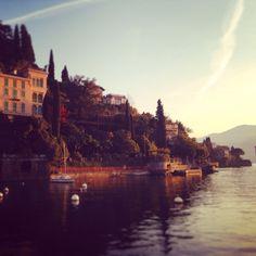 Varenna, Lake Como , Italy | tramonto a Varenna, Lago di Como, Italia