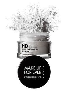Make Up For Ever HD Microfinish Powder - InStyle Best Beauty Buys 2013 Winner