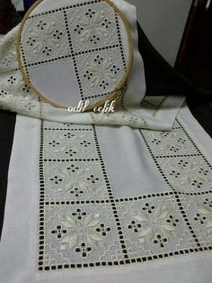 645 Best images about hardanger Embroidery Designs, Types Of Embroidery, Learn Embroidery, Hardanger Embroidery, Embroidery Stitches, Hand Embroidery, Doily Patterns, Craft Patterns, Clothes Patterns