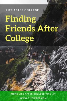 """Making Friends After College in the """"Real World"""" - The J-Free Health Advice, Life Advice, Career Advice, After College, College Hacks, Study Skills, Study Tips, Good Essay, The Real World"""