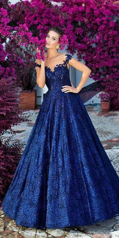 Something Blue: 30 Blue Wedding Gowns For your Happy Wedding ❤  blue wedding dresses a line lace sweetheart neckline tarikediz #weddingforward #wedding #bride Blue Wedding Gowns, White Bridal Dresses, Designer Wedding Gowns, Country Wedding Dresses, Traditional Wedding Dresses, Wedding Dresses Plus Size, Princess Wedding Dresses, Colored Wedding Dresses, Cheap Wedding Dress