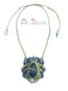 gorgon kambaba necklace